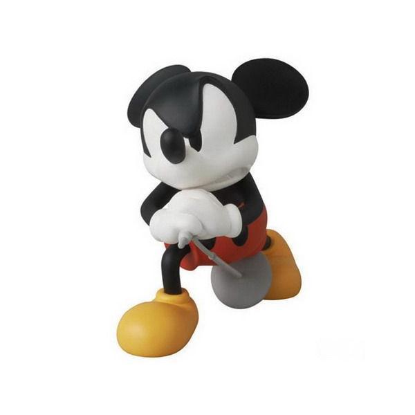 VCD ミッキーマウス ハードロックバージョン メディコムトイ フィギュア|texas4619|02
