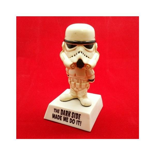 スター・ウォーズ ストーム・トルーパー STAR WARS ファンコ ワッキーワイズクラックス フィギュア アメリカ雑貨 アメリカン雑貨|texas4619