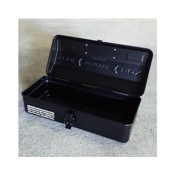 MERCURY ツールボックス(マットブラック) 工具箱 小物入れ 救急箱 マーキュリー アメリカ雑貨 アメリカン雑貨|texas4619|05