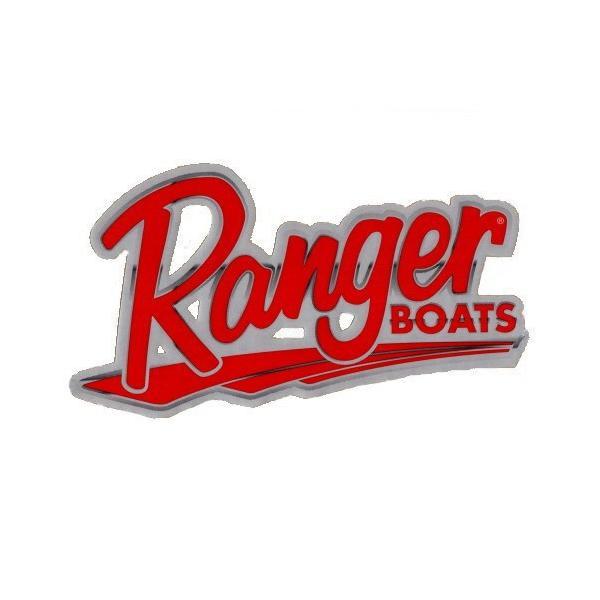 Ranger BOATS ビッグウィンドウデカール(C) バスフィッシング 釣り アメリカ雑貨 アメリカン雑貨|texas4619