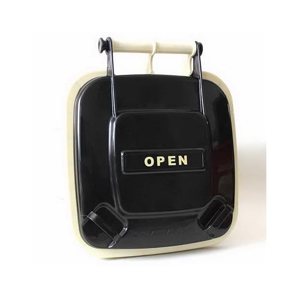 32Lダストボックス(アイボリー) ゴミ箱 インテリア ダストビン アメリカ雑貨 アメリカン雑貨 texas4619 04