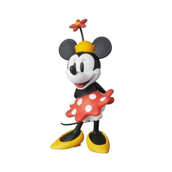 UDF Disney スタンダードキャラクターズ ミニーマウス(オールドスタイル) メディコムトイ フィギュア