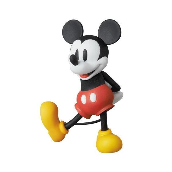 UDF Disney スタンダードキャラクターズ ミッキーマウス(オールドスタイル) メディコムトイ フィギュア|texas4619