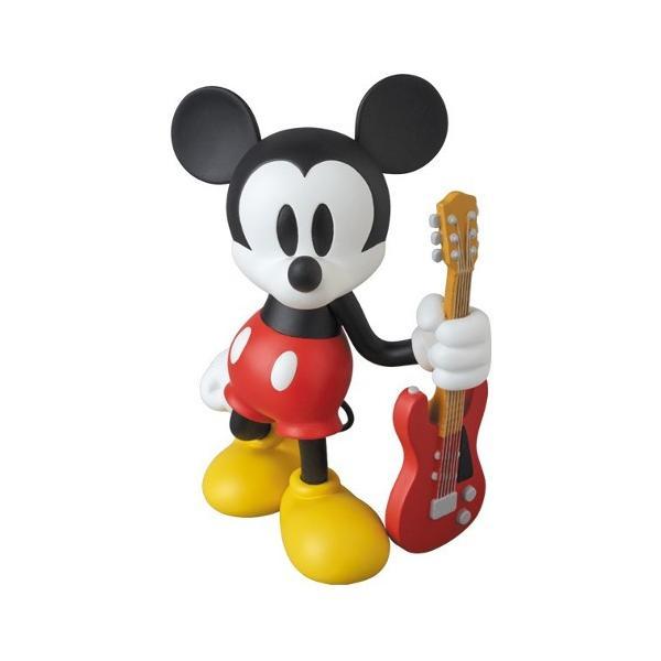 VCD ミッキーマウス ギターバージョン メディコムトイ フィギュア|texas4619