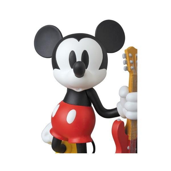 VCD ミッキーマウス ギターバージョン メディコムトイ フィギュア|texas4619|03