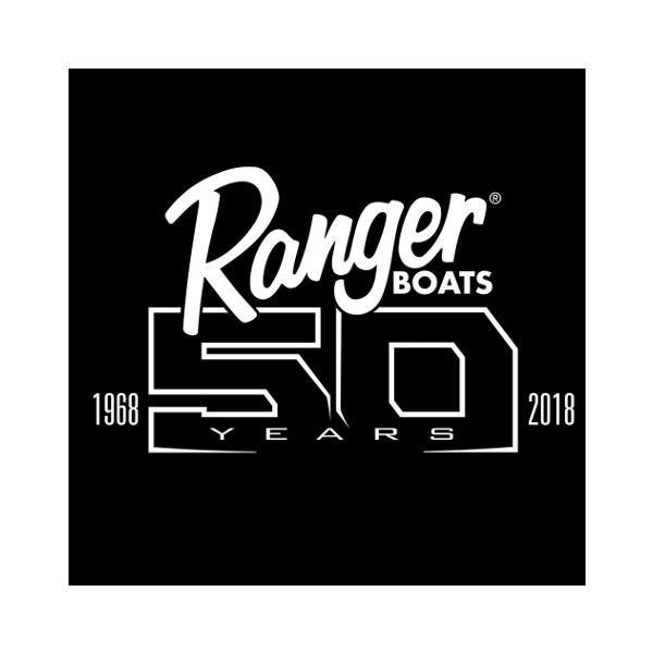 Ranger BOATS 50TH ANNIVERSARYデカール バスフィッシング 釣り アメリカ雑貨 アメリカン雑貨|texas4619|02