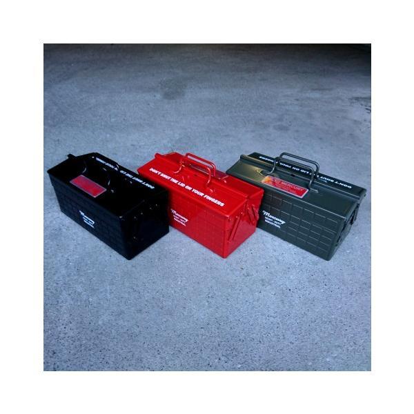 ツールボックスPRO(マットブラック) 工具箱 マーキュリー MERCURY アメリカ雑貨 アメリカン雑貨|texas4619|04
