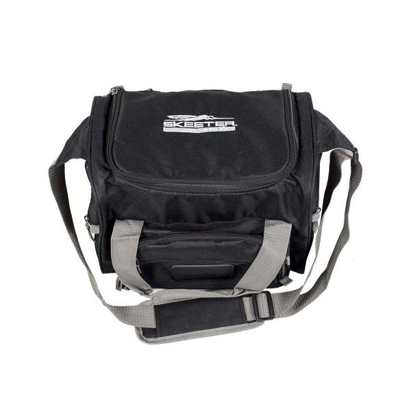 SKEETER BOATS ソフトクーラーボックス(ブラック) バスフィッシング 釣り アメリカ雑貨 アメリカン雑貨|texas4619