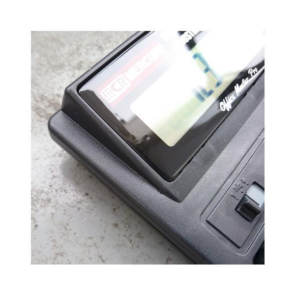 MERCURY ソーラー カリキュレーター(ブラック) 電卓 計算機 マーキュリー アメリカ雑貨 アメリカン雑貨|texas4619|02