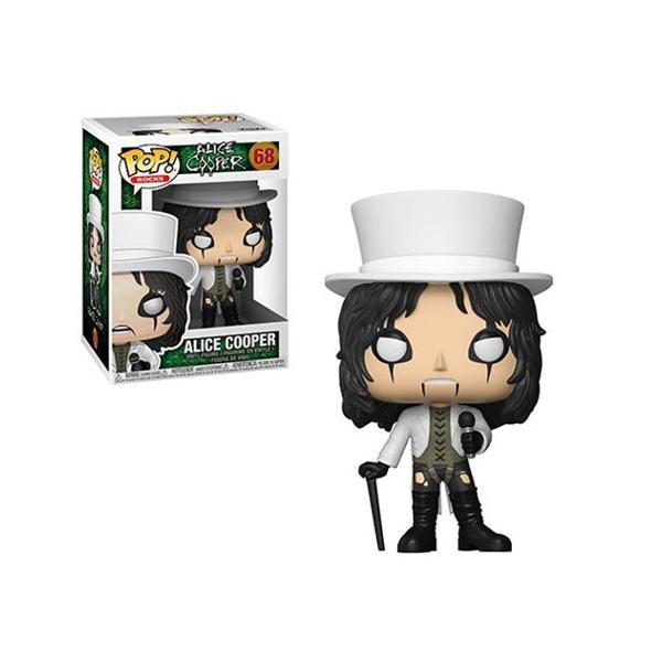 アリス・クーパー(Alice Cooper) ファンコ POP!シリーズ フィギュア アメリカ雑貨 アメリカン雑貨