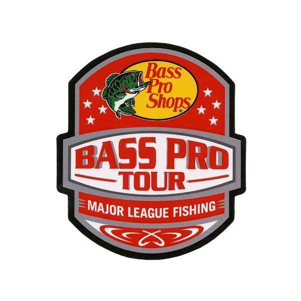 BASS PRO TOUR バスプロツアー メジャーリーグフィッシング MLF ステッカー バスフィッシング 釣り アメリカ雑貨 アメリカン雑貨 texas4619 02