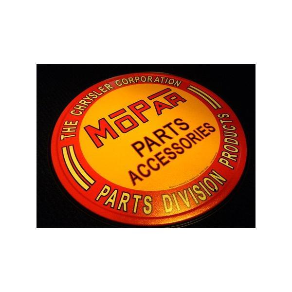 ラウンドサインプレート(MOPAR) モパー 看板 インテリア アメリカ雑貨 アメリカン雑貨|texas4619|02