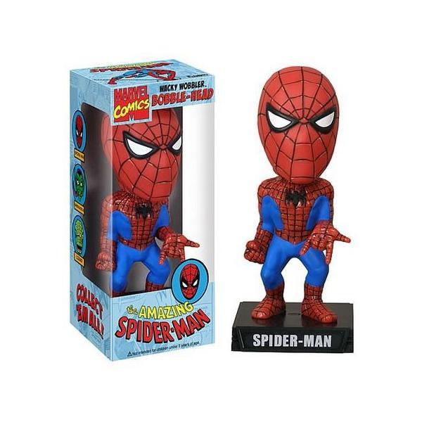 スパイダーマン ファンコ ボビングヘッド フィギュア アメリカ雑貨 アメリカン雑貨 texas4619