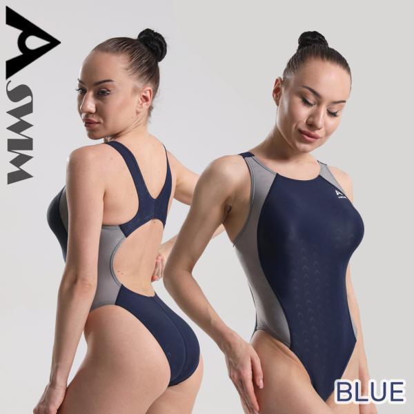 女性競泳水着 レディース競泳水着 フィットネス ワンピース トレーニング用水着 練習用 サイズ豊富 水泳KE2183|tfashion|06