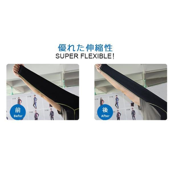 サイズ交換対応 5mmウェットスーツ メンズ フルスーツ 裏起毛 バックジップXD1106|tfashion|09