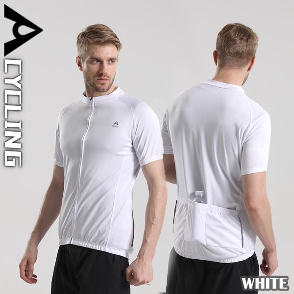 サイクルジャージ メンズ 夏用 サイクリング 半袖 シャツXT302|tfashion|02