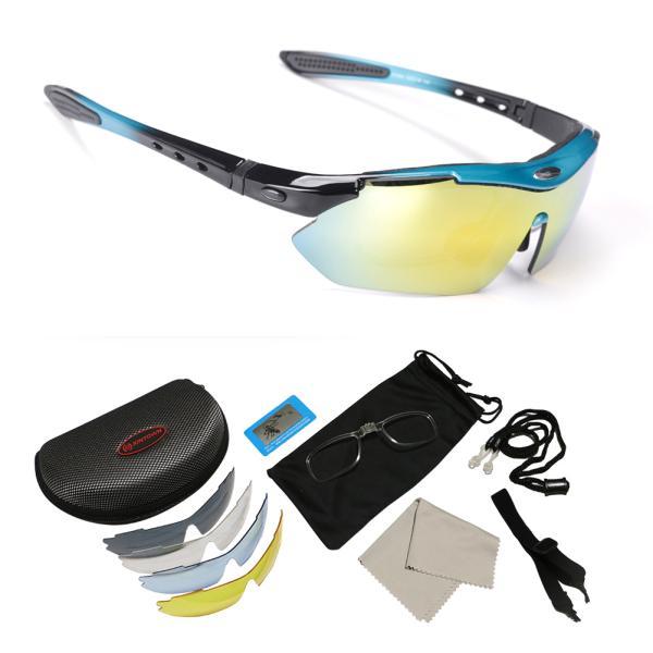 スポーツサングラス 偏光 メンズ レディース ケース付き 超軽量 UVカット ゴルフ サイクリング 自転車用 野球 釣り XTSG18SS|tfashion|05