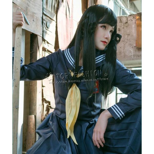 今日から俺は 風 早川京子 コスプレ衣装 ウィッグ 靴 制服 コスチューム cosplay 日常服 ハロウィン変装 仮装 パーティー イベント|tfstore|09
