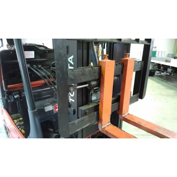 トヨタバッテリーカウンターフォークリフト1.5トン サイドシフト 2014年製|thats-e|12