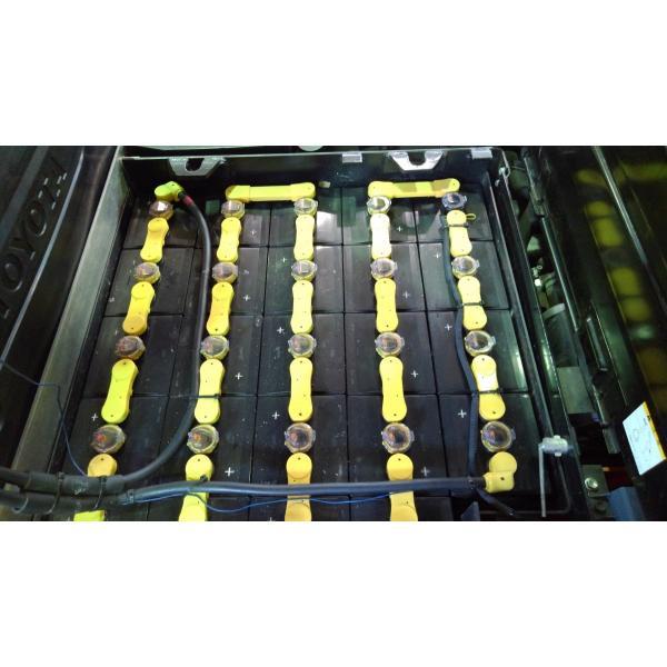 トヨタバッテリーカウンターフォークリフト1.5トン サイドシフト 2014年製|thats-e|13