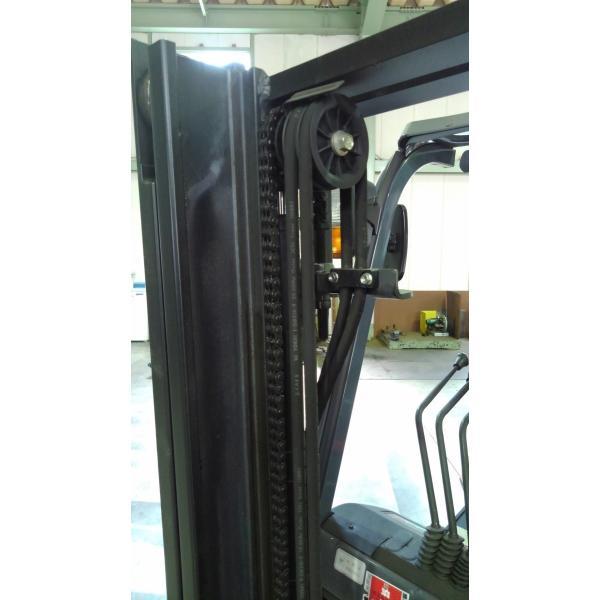 トヨタバッテリーカウンターフォークリフト1.5トン サイドシフト 2014年製|thats-e|09