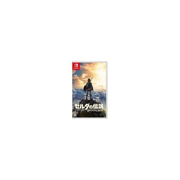 任天堂ゼルダの伝説ブレスオブザワイルドパッケージ版NintendoSwitch(スイッチソフト)(新品) 49023705360