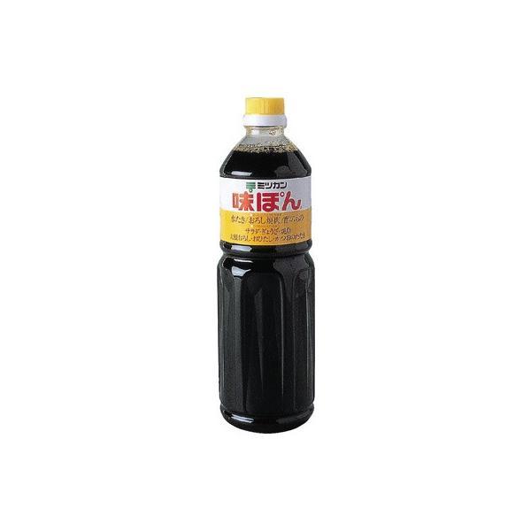 ミツカン 味ぽん 1000ml まとめ買い(×8)