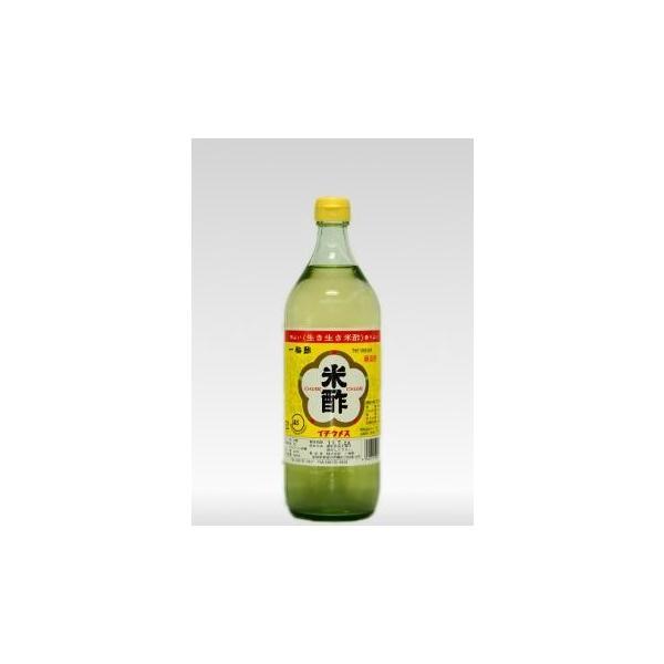一梅酢 米酢 900ml まとめ買い(×12)