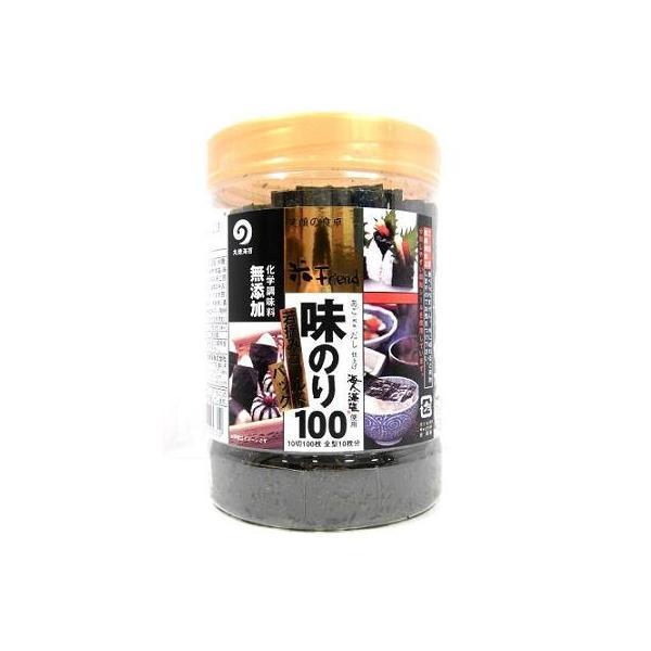 丸徳 味のりVPゴールド 10切100枚 まとめ買い(×12)