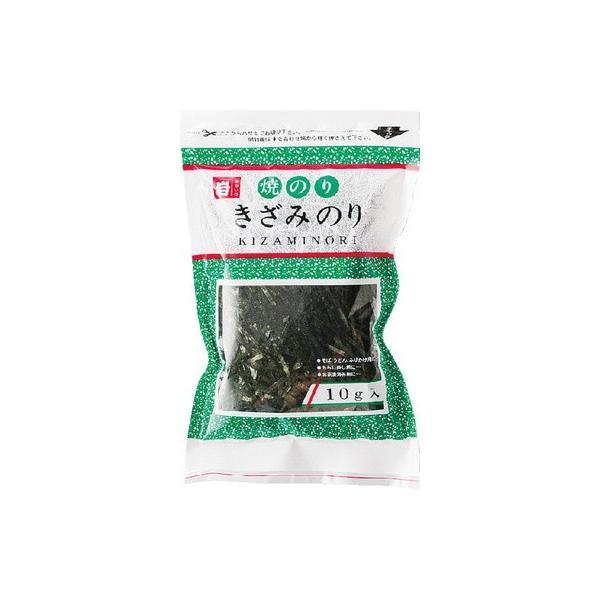 かね岩海苔 焼のりきざみのり 10g まとめ買い(×10)