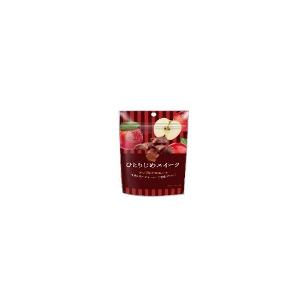 鈴木栄光堂 ひとりじめスイーツアップルチョコレート 72g まとめ買い(×6)