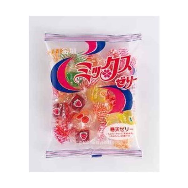 金城製菓 ミックスゼリー 150g まとめ買い(×10)