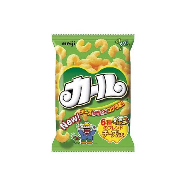 4ケース販売 明治 カールチーズあじ 64g まとめ買い(×40)(cs004)