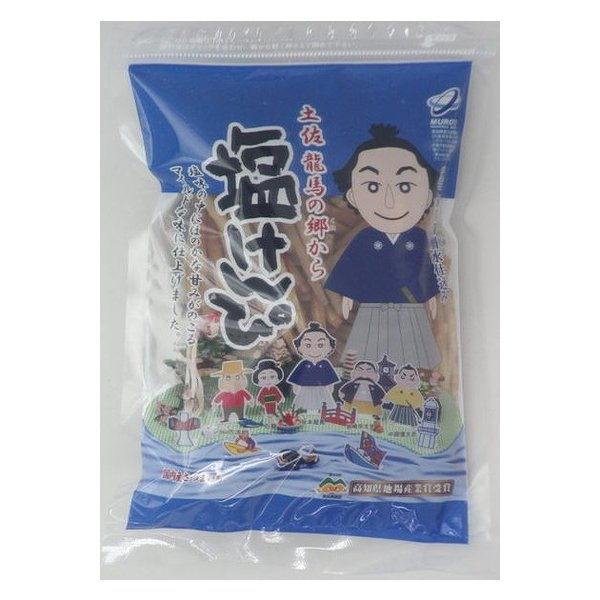 南国 龍馬塩けんぴ 225g まとめ買い(×15)