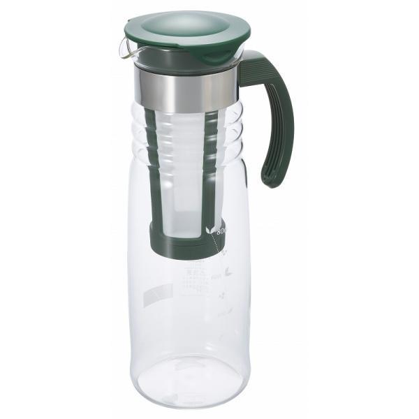 ハリオ かご網付水出し茶ポット 1200ml HCC‐12DG