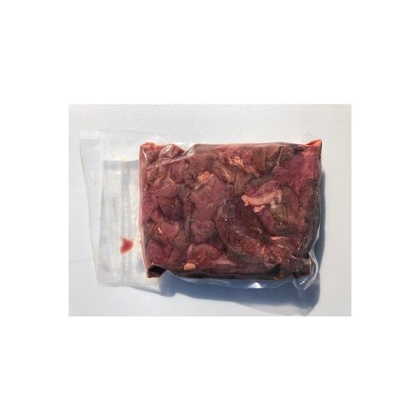 (送料込み)  鹿 細切れ肉 1kg ゆすはらジビエの里 高知県 梼原 ジビエ イノシシ シカ 精肉(期日指定できません)
