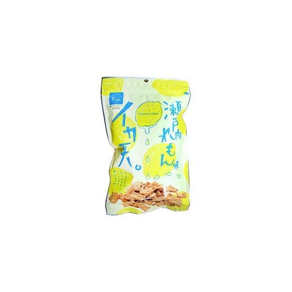 まるか食品 イカ天レモン 80gX12袋(送料込み)