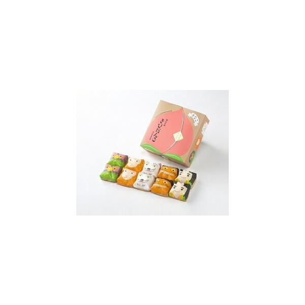【3箱売り】 きなこきびだんご 10個入×3箱 (山方永寿堂) | 岡山 きび だんご やまがた