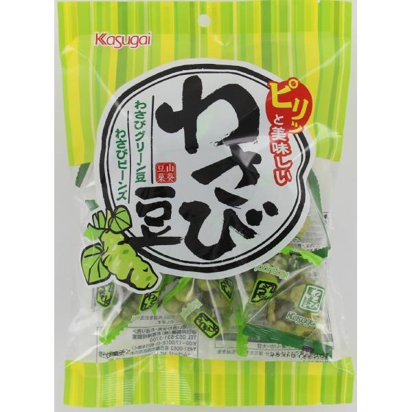 春日井 わさび豆 105g まとめ買い(×12)  4901326013742 (tc) the-fuji-life