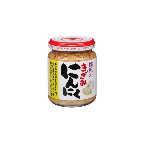 桃屋 きざみにんにくお徳用 230g まとめ買い(×6)