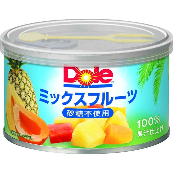 ドール ミックスフルーツ 100%ジュース漬 227g まとめ買い(×12)