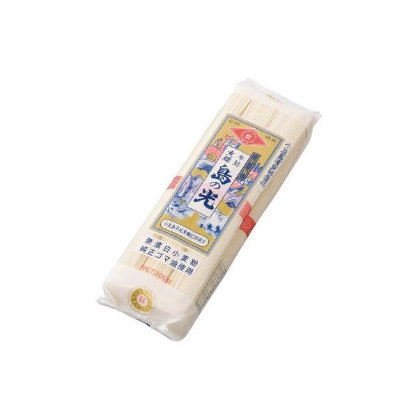 小豆島手延べ素麺組合 島の光 手延そうめん 300g まとめ買い(×15)