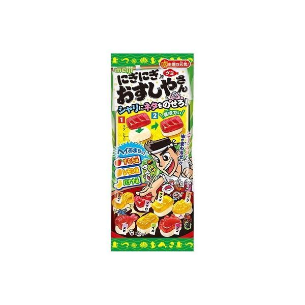 明治 にぎにぎおすしやさんグミ 22g まとめ買い(×12)