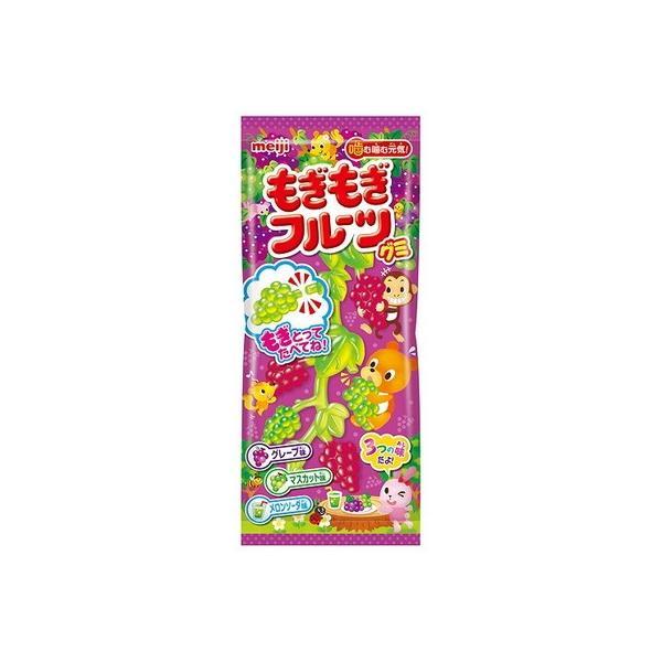 明治 もぎもぎフルーツグミ 22g まとめ買い(×12)
