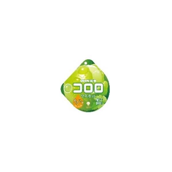 味覚糖  コロロ マスカット 48g まとめ買い(×6)