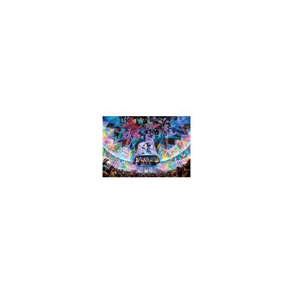 ジグソーパズル テンヨー 500ピース ディズニー ウォーター ドリーム コンサート DSG-500-437 ステンドアート