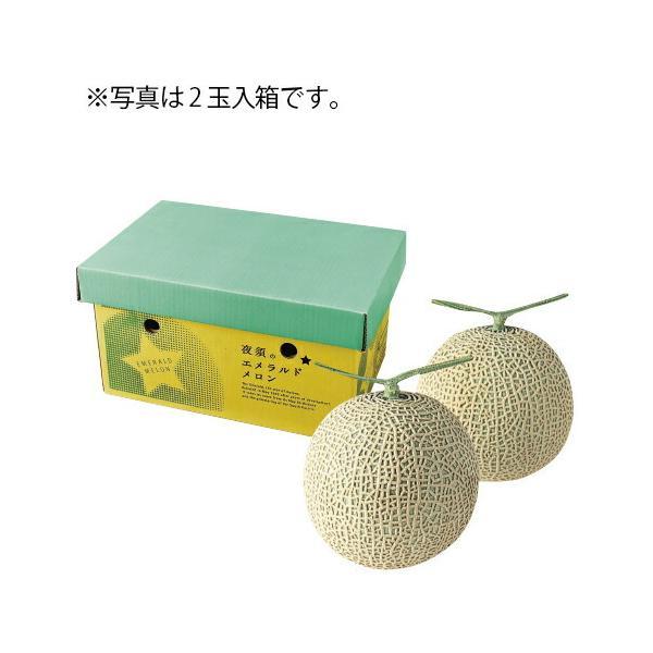 お中元 御中元 夏ギフト 高知県産(JA高知県) エメラルドメロン 1玉 | ポイント5倍 送料無料 高知 果物