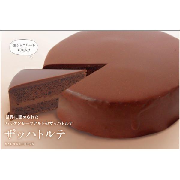 ザッハトルテ 約18cm  (バッケンモーツアルト)(stk-274-75799)| ザッハトルテ チョコレート 生チョコレート