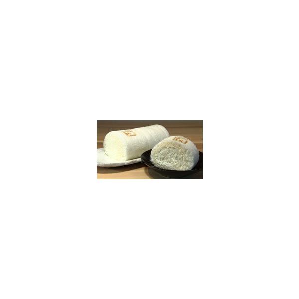 白壁ロール 2本 (イヨエッグ)(冷凍)(stk-274-75829)  ロールケーキ 洋菓子 菓子 お菓子 伊予エッグ 白 白いロールケーキ
