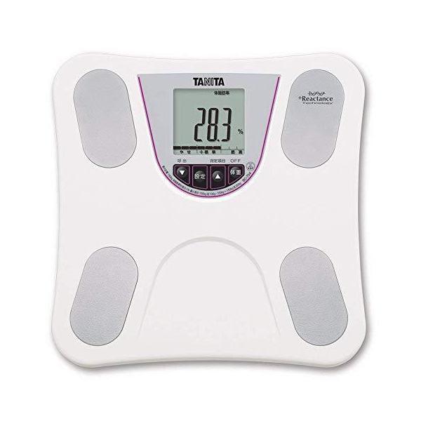 タニタ体重・体組成計乗るピタ機能ホワイトBC-754-WH